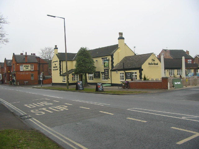 The Bulls Head at Breaston