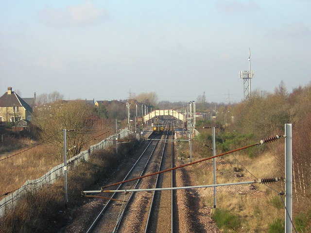 Holytown Station