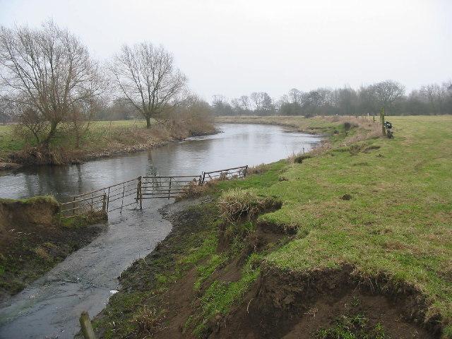 River Derwent at Ambaston