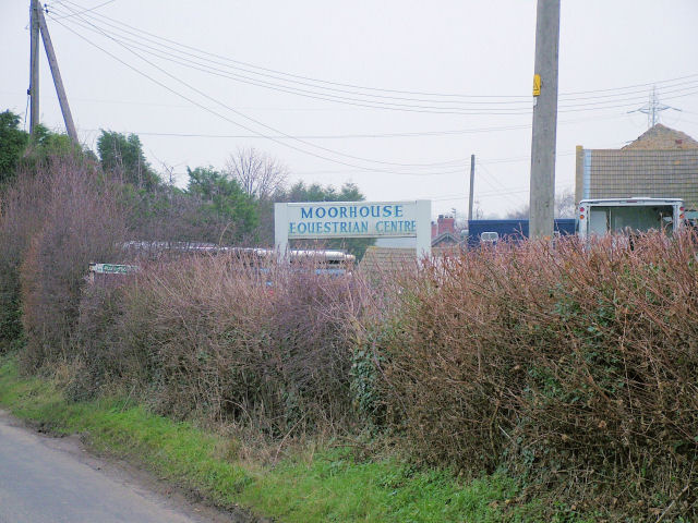 Moorhouse Equestrian Centre