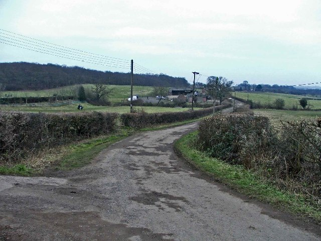 Claverhambury Road