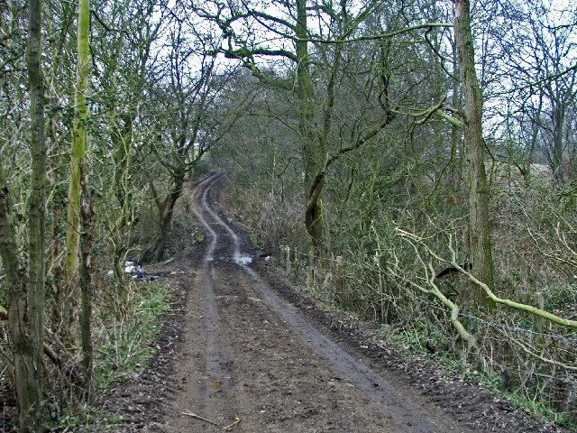 Claverhambury Road near Longcroft Grove