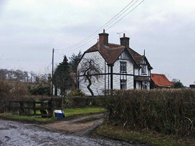 Cobbinsend Farm, Cobbinsend Road, near Waltham Abbey