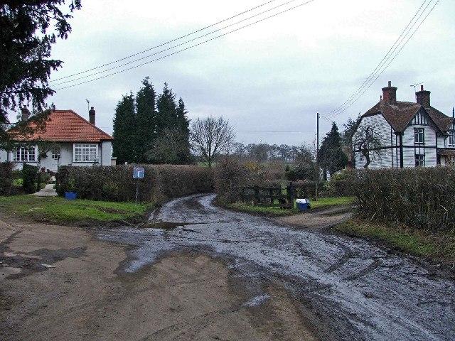 Cobbinsend Road, near Waltham Abbey