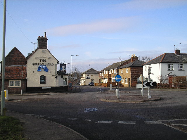 Public houses in Colney Heath