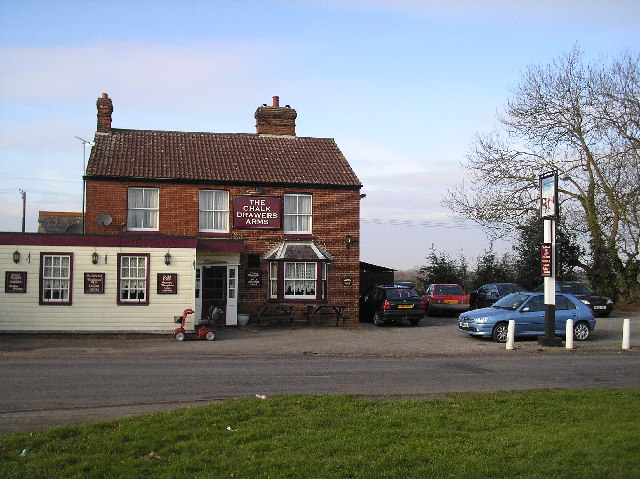 The Chalk Drawers Arms, Colney Heath
