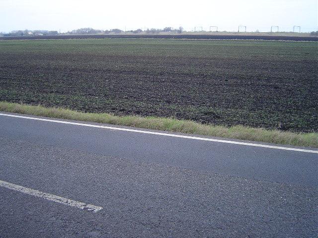 Hod Fen, south of Yaxley