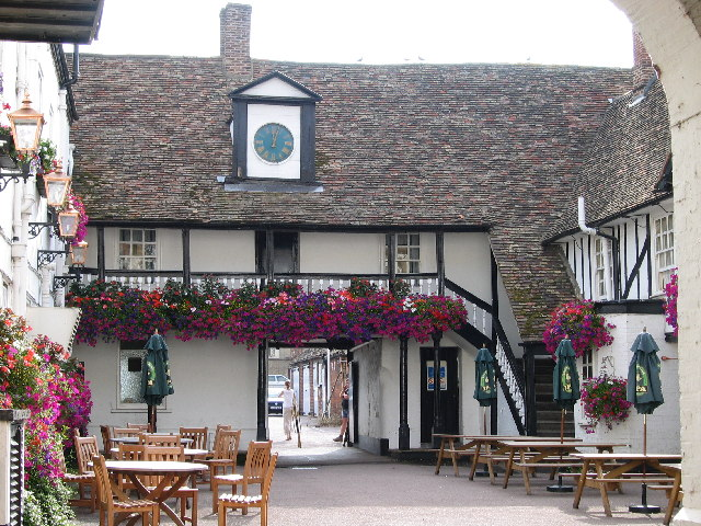 The George Hotel - Huntingdon, Cambridgeshire