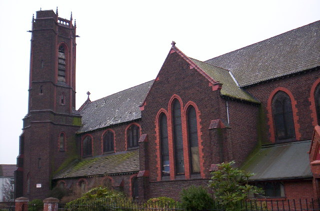 SS John and James, Orrell Hey (Litherland)