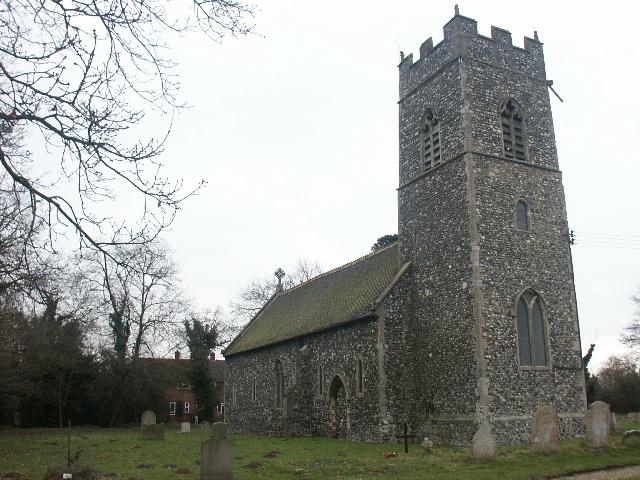St Mary's Church, Arminghall