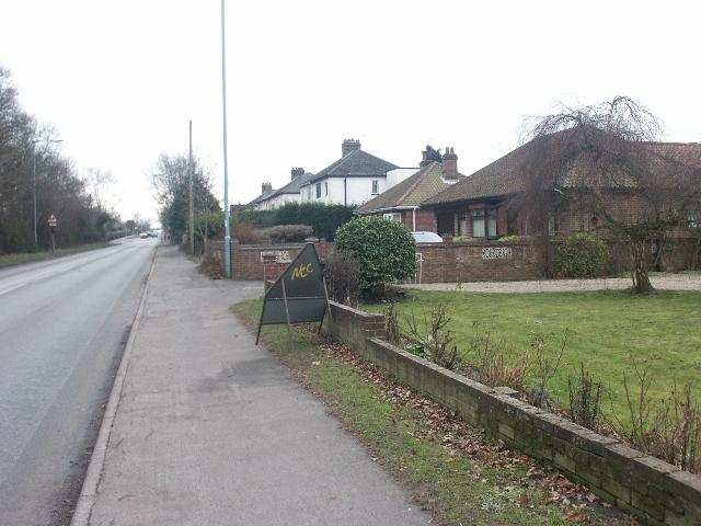 Norwich Road, Poringland