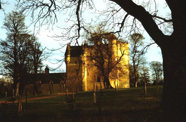 Midmar Castle.