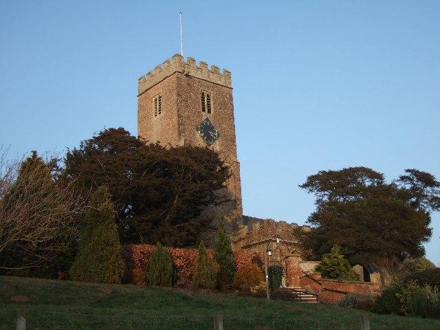 East Budleigh Church