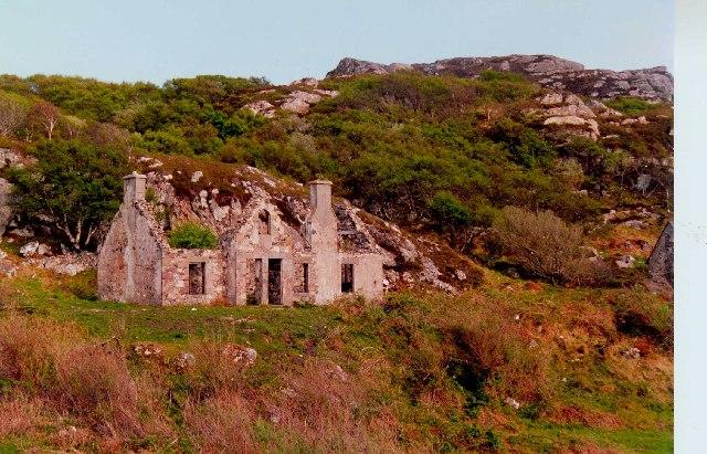 Derelict Schoolhouse Rona