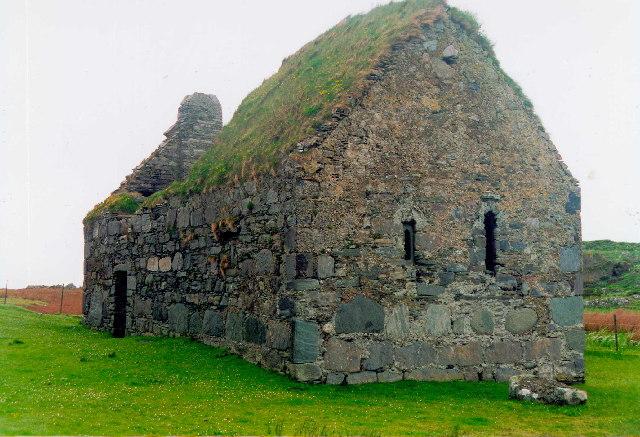 St Cormac's Chapel, Eilean Mor