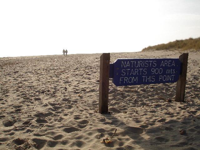Studland beach immediately beyond Shell Bay