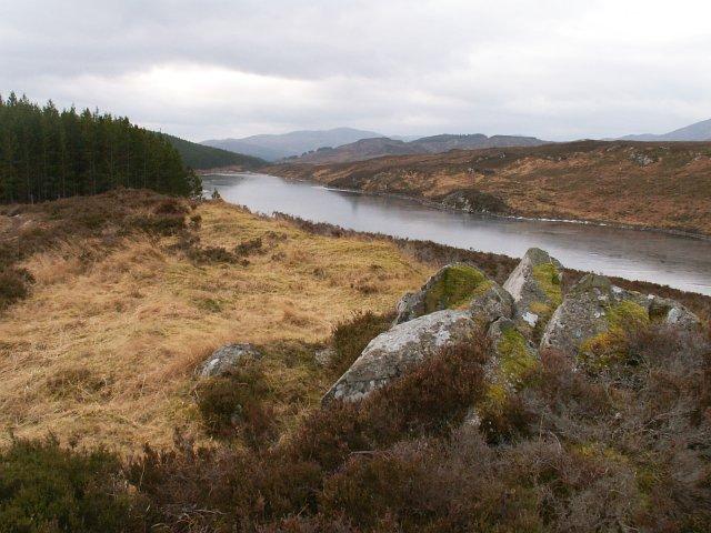 Lochan Fada