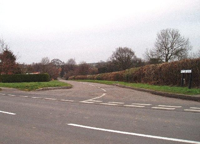 Potter Lane, Wellow