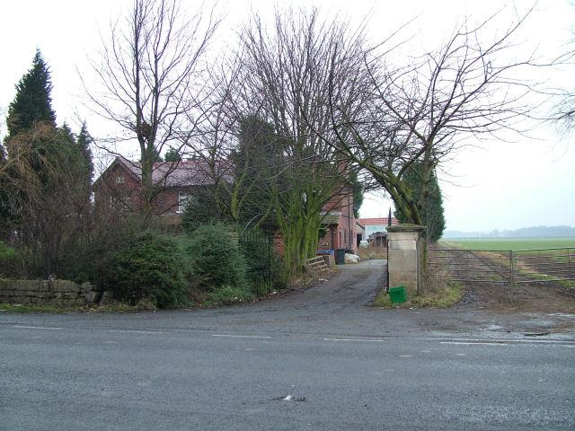 House on Barnsley Road