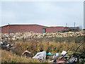 SE4406 : Warehouses by Richard Spencer