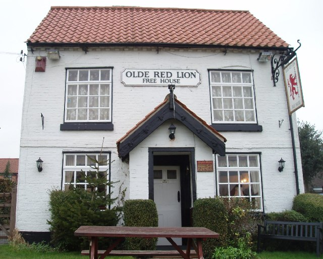 Olde Red Lion, Wellow