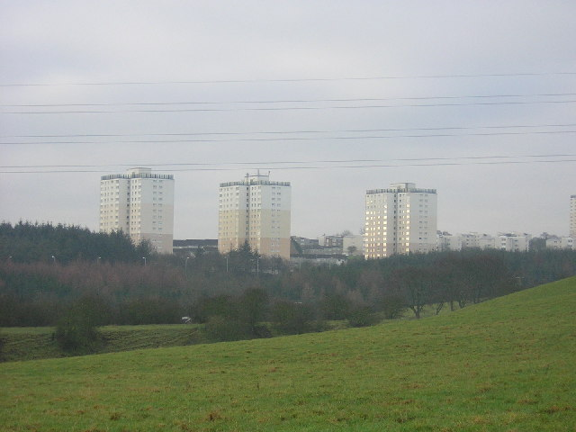 High Flats, Calderwood