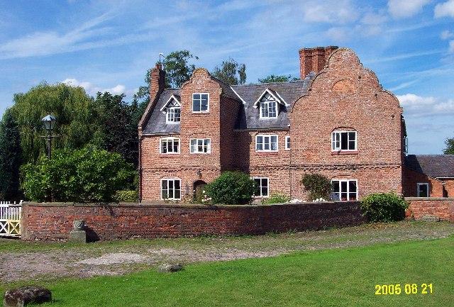 Chorlton Old Hall, Chorlton