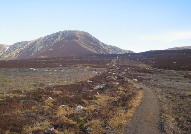 Loch Brandy Path