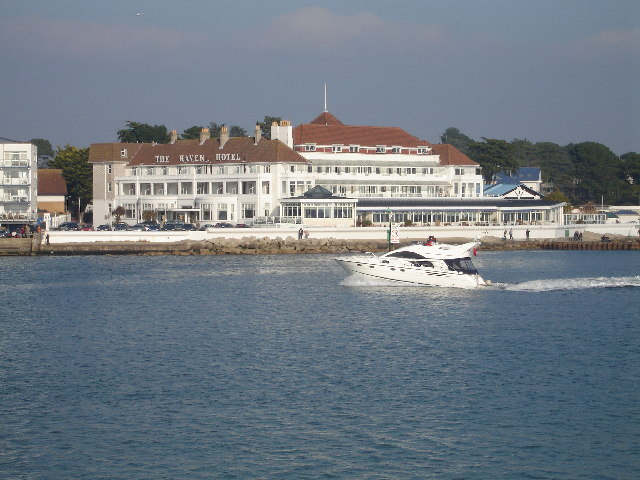 The Haven Hotel Sandbanks
