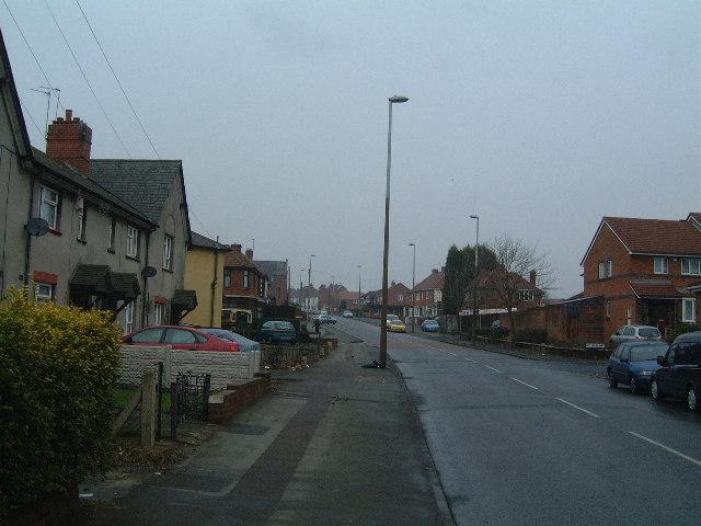 Cradley Road