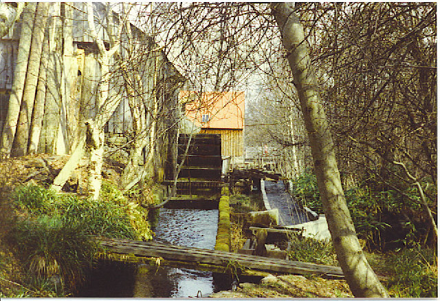Finzean Turning Mill