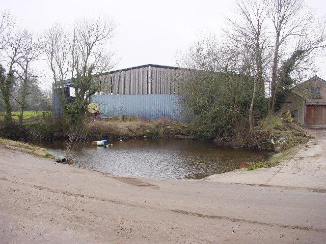 Farm Pond, Bow