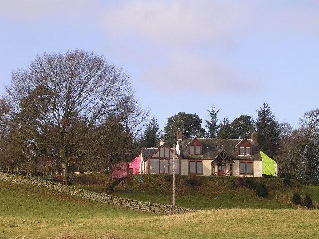 Glencorse Farm, Ae