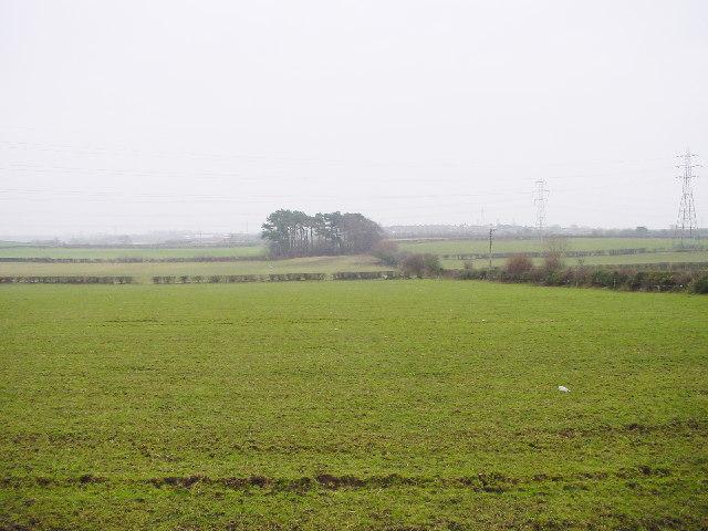 Farmland at Nowtler Hill