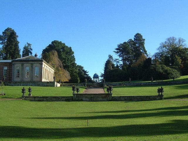 Hawkstone Hall Gardens