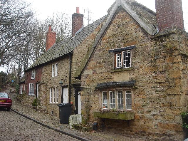 Samuel Crompton's birthplace, Firwood Fold