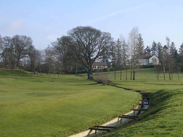 Dumfries and Galloway County Golf Course