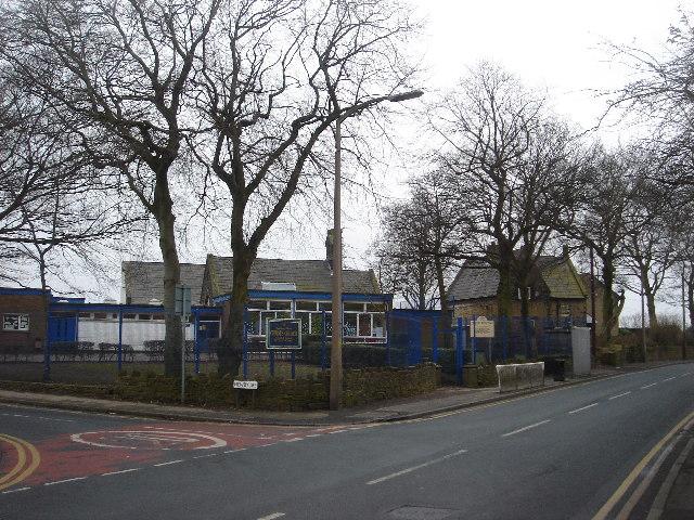 Christ Church Primary School, Harwood