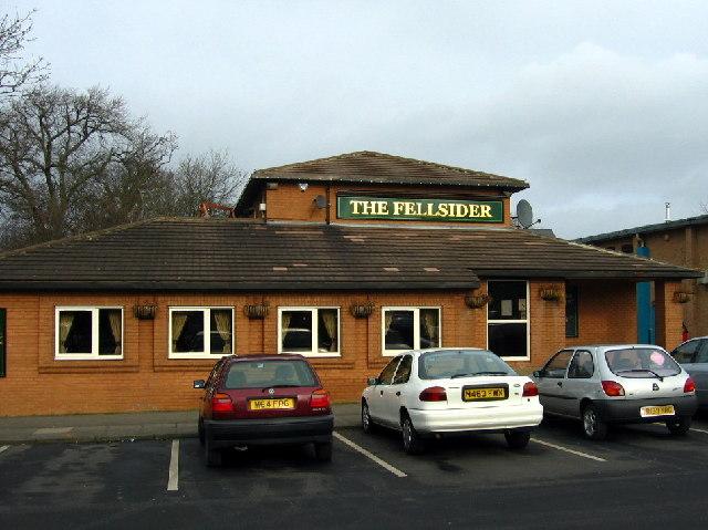 The Fellsider Pub, Fellside