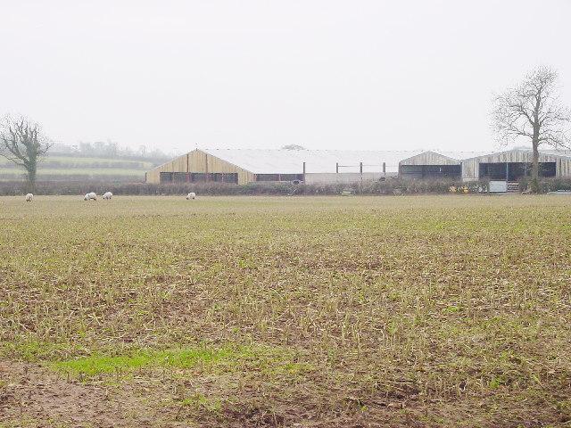 New Barns, Haverlands