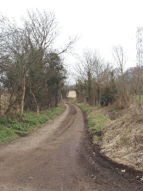 Road Used as a Public Path (RUPP), near Watford