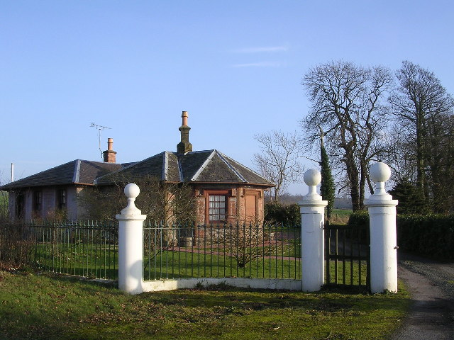 Conheath Lodge House