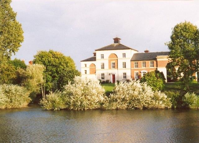 Building at Carline's Field, Coleham, Shrewsbury