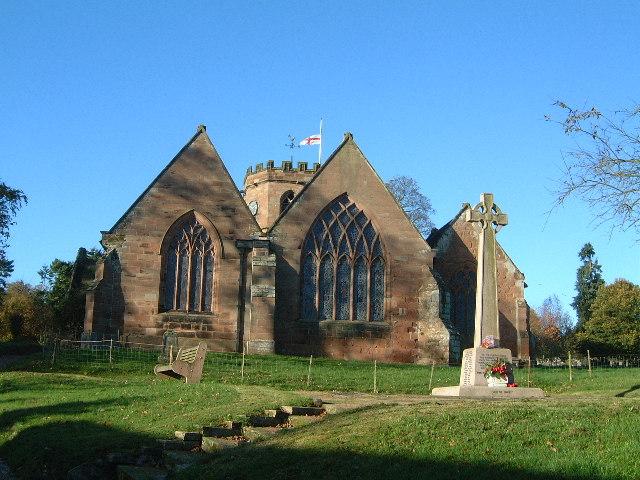 Parish of St Luke, Hodnet