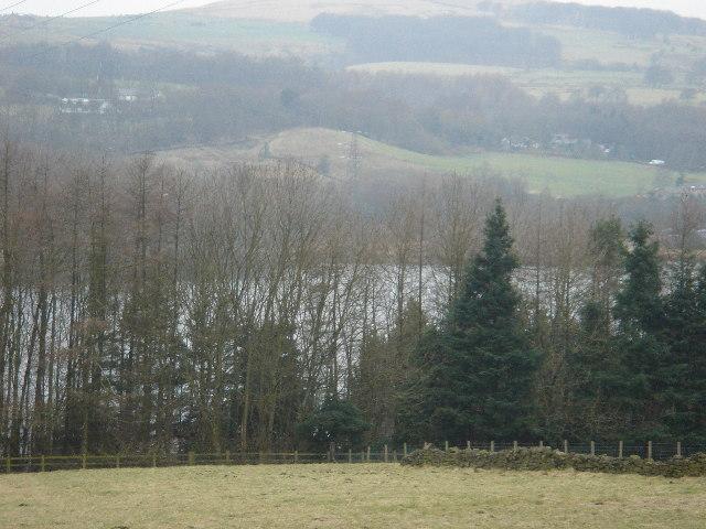 The Jumbles Reservoir