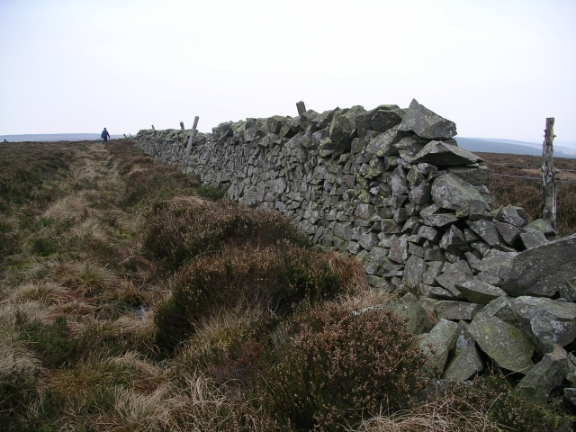 Wall, Widow's Knowe