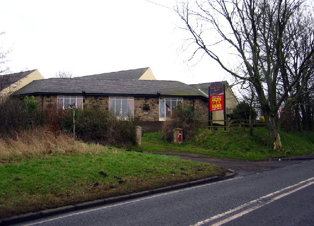 The Woodmans Arms, Fellside Road
