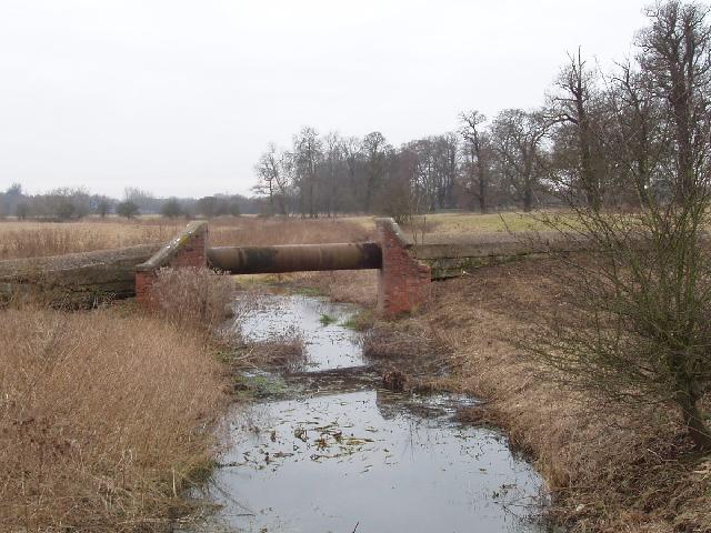 Aqueduct near Watford
