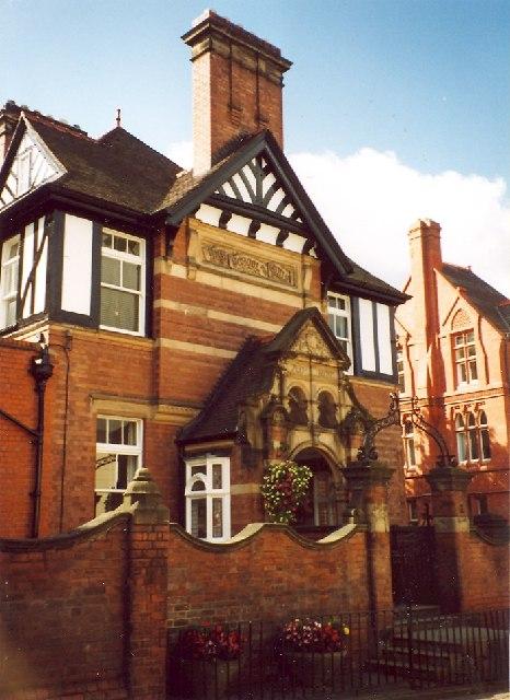 Girls' High School, Town Walls, Shrewsbury