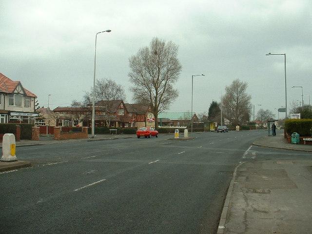 Blackpool Road, Lea, Preston